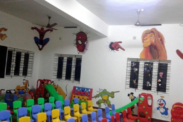 Rose Mary Ideal Public School-Classroom