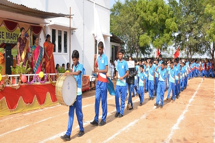 Rose Mary Ideal Public School-Sports day