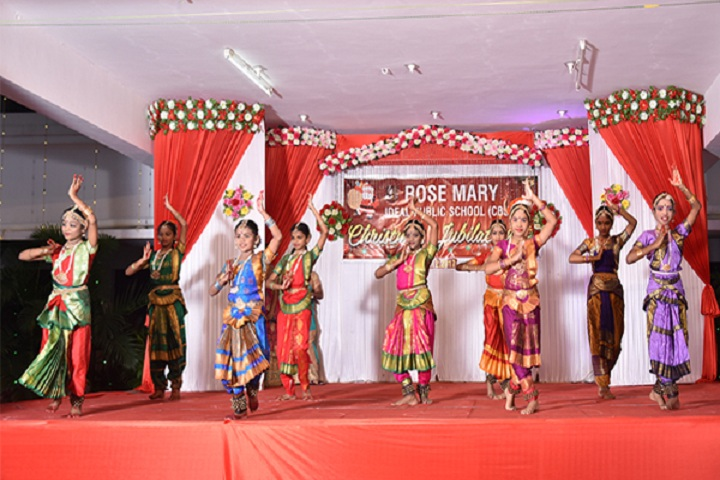 Rose Mary Ideal Public School-Annual day