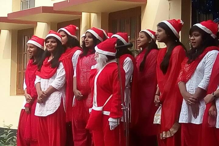 Prabhat Tara School-Christmas Celebrations