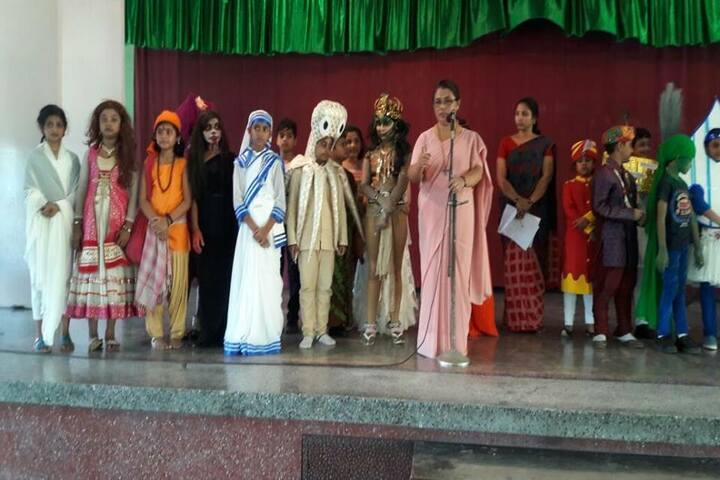 Prabhat Tara School-Fancy Dress