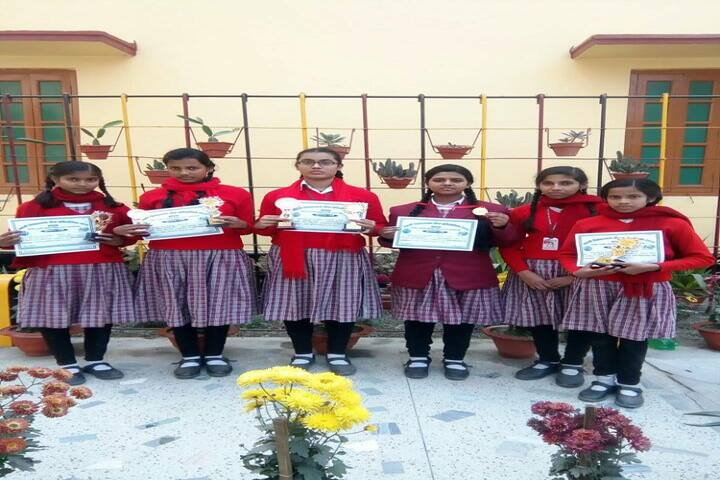 Prabhat Tara School-Felicitation