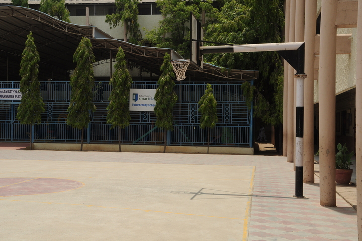 S B O A School and Junior College-Basket ball Court