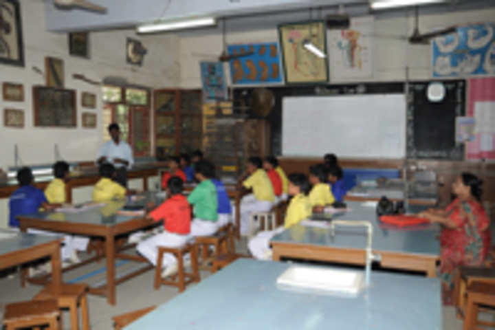 S B O A School and Junior College-Biology Lab