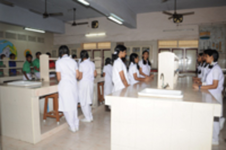 S B O A School and Junior College-Chemistry Lab