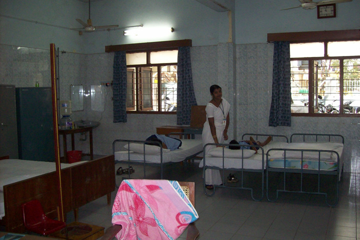 S B O A School and Junior College-Health Center