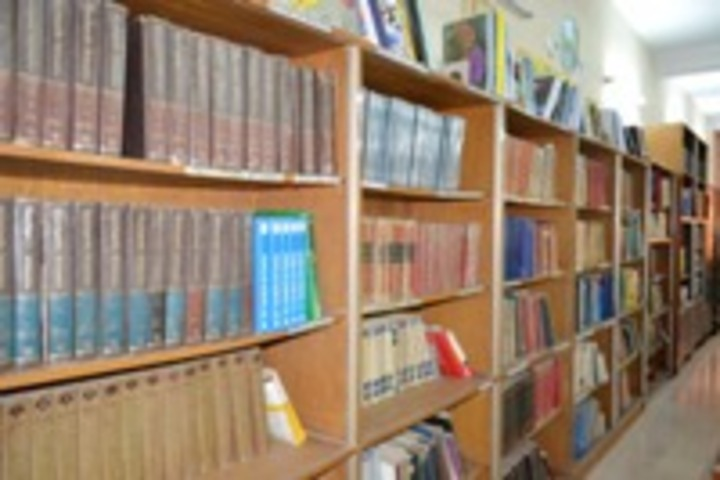 S B O A School and Junior College-Library
