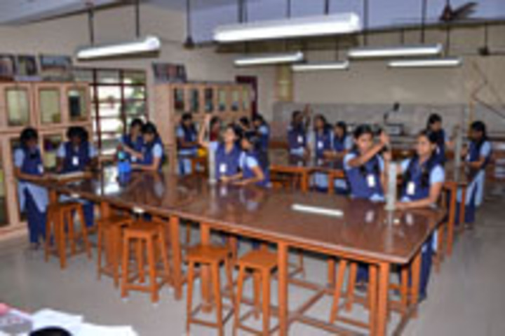 S B O A School and Junior College-Physics Lab