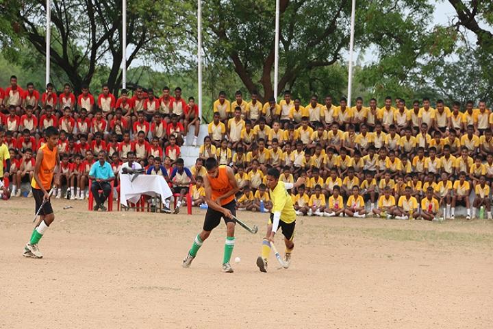 sainik school amaravathinagar - Hockey