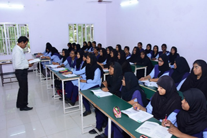 Samadh Higher Secondary School-Classroom