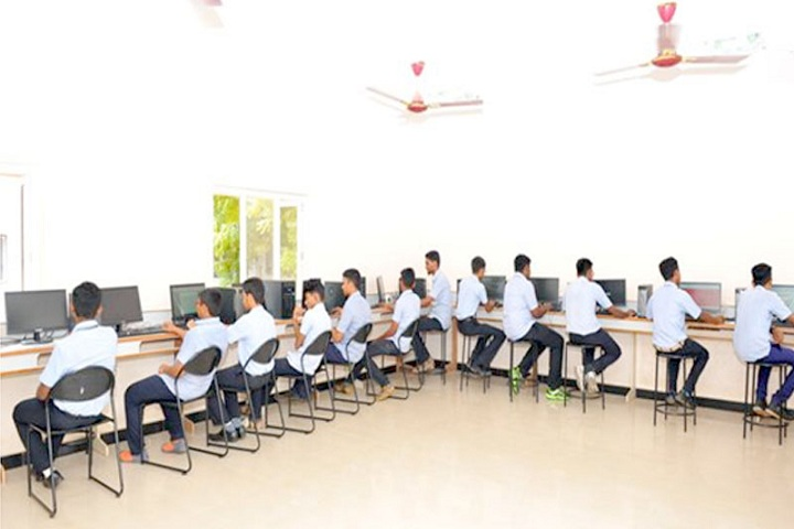 Samadh Higher Secondary School-Computer Lab
