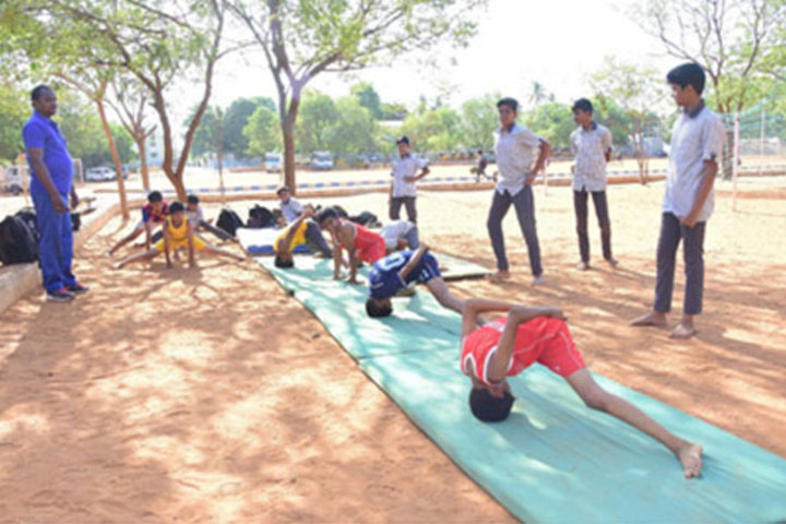 Samadh Higher Secondary School-Gymnastics