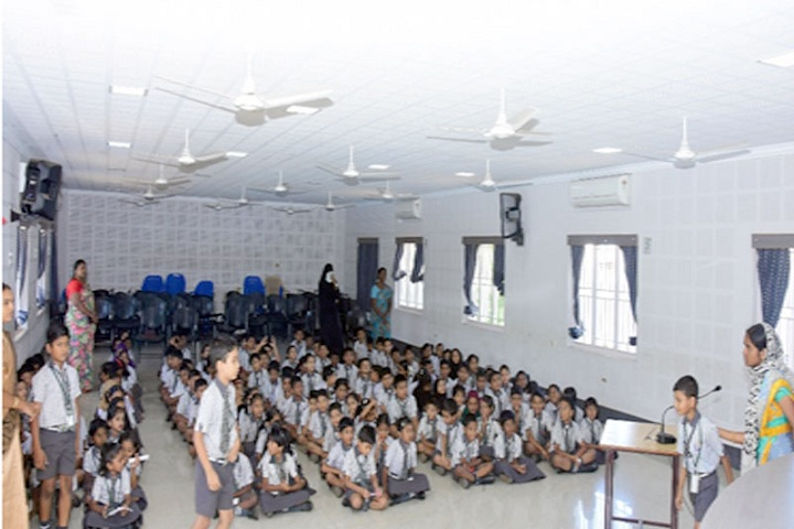 Samadh Higher Secondary School-Hall