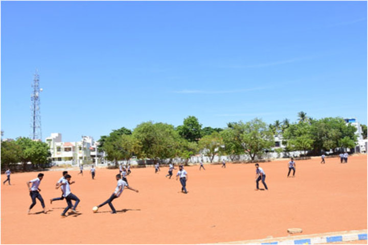 Samadh Higher Secondary School-Play Ground