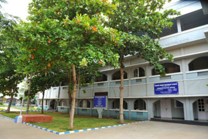 Samadh Higher Secondary School-School Building