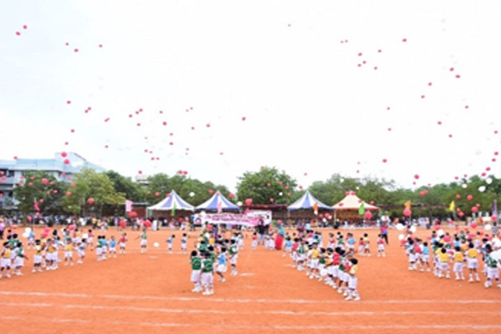 Samadh Higher Secondary School-Sports Day