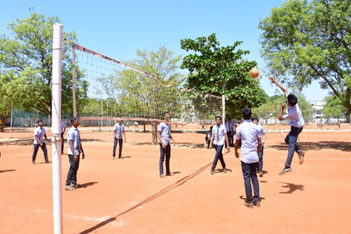Samadh Higher Secondary School-Sports