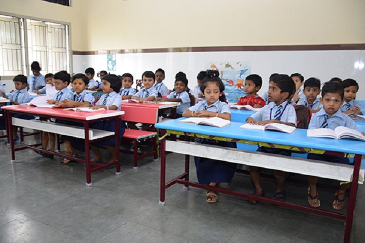 Santhanam Vidhyalaya-Classroom