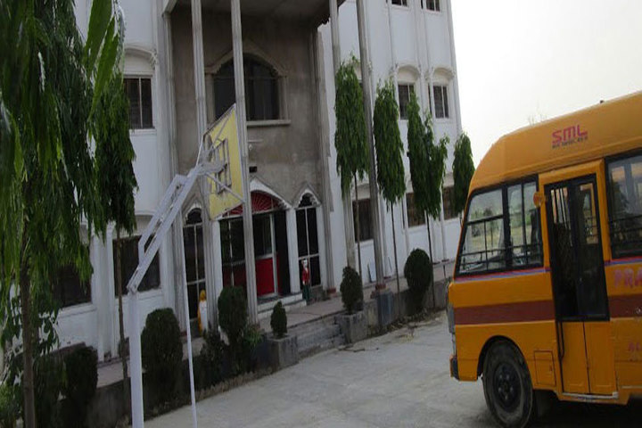 Pragya Bharti Public School-Transport