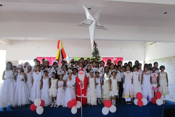 Saratha International School-Christmas Celebration