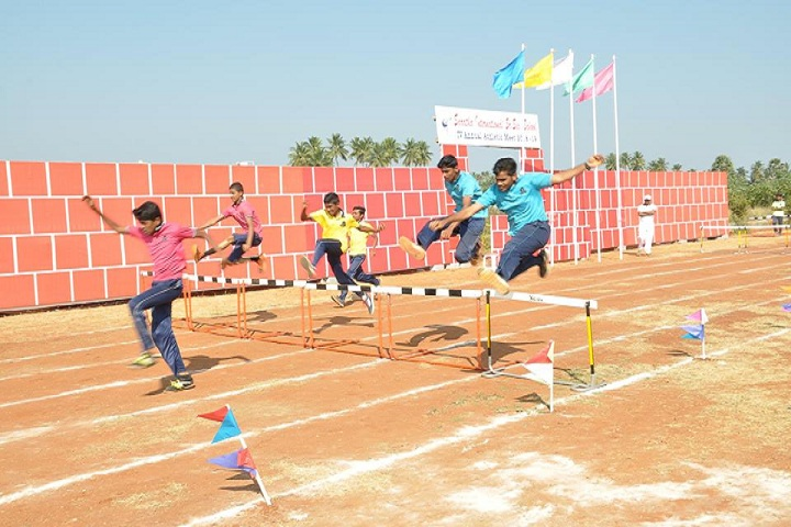 Saratha International School-Games