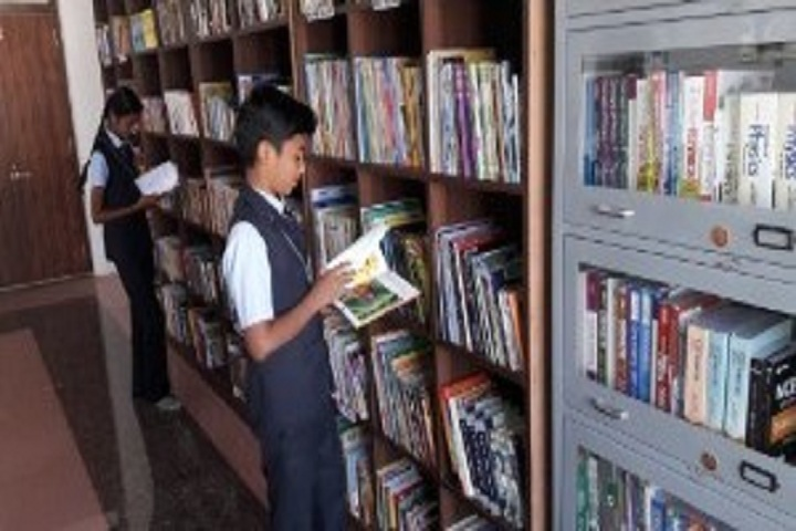 Saratha International School-Library