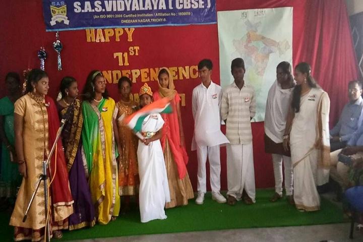 SAS Vidyalaya-Cultural Event
