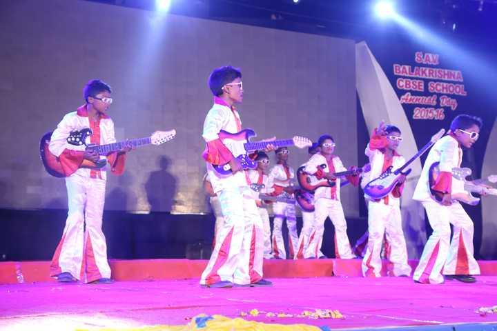 SAV Balakrishna School-Annual Day