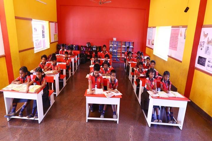 SAV Balakrishna School-Classroom