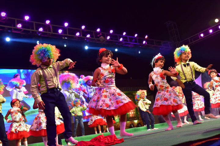 SAV Balakrishna School-Cultural Event