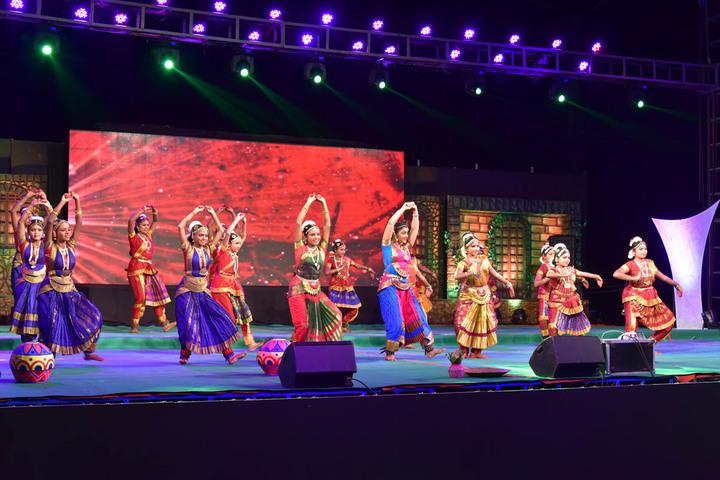 SAV Balakrishna School-Dance