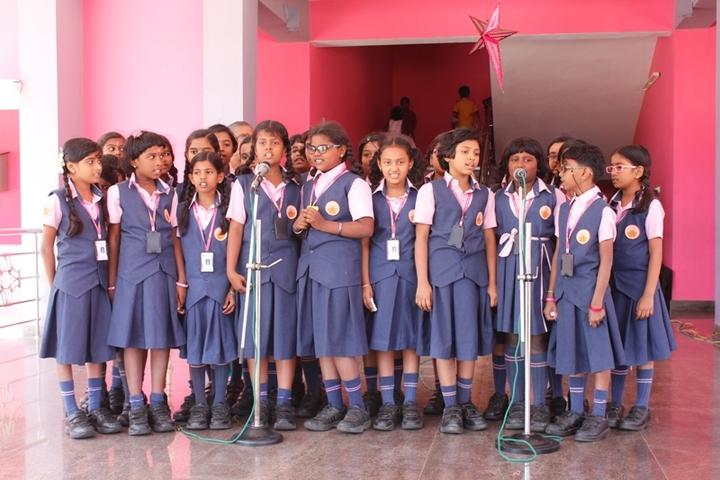 SAV Balakrishna School-Group Song