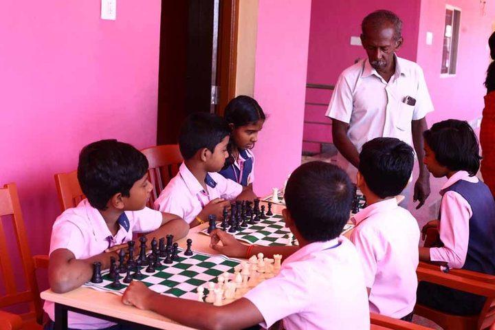 SAV Balakrishna School-Indoor Games