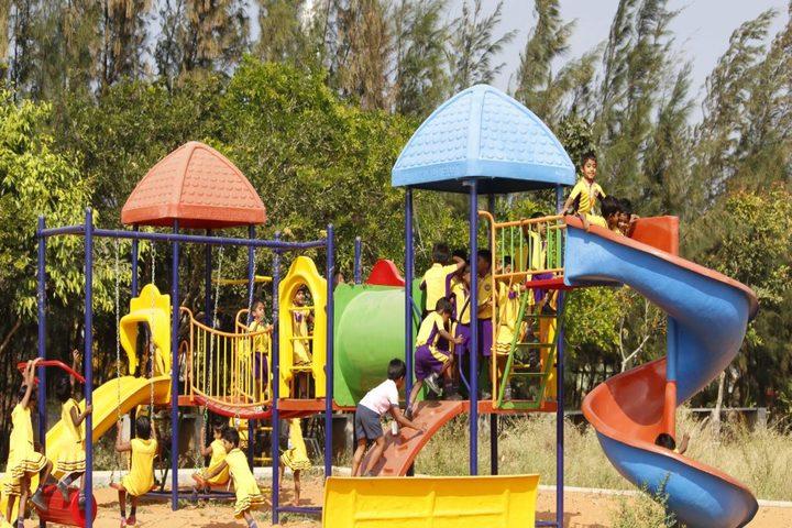 SAV Balakrishna School-Kindergarden