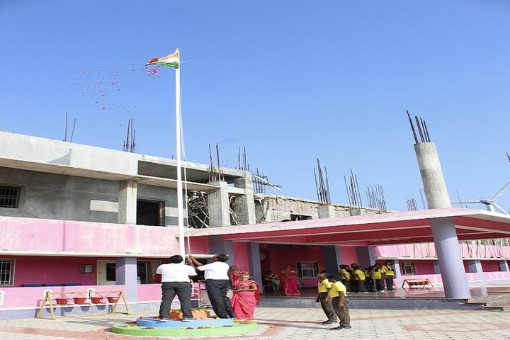 SAV Balakrishna School-Republic Day