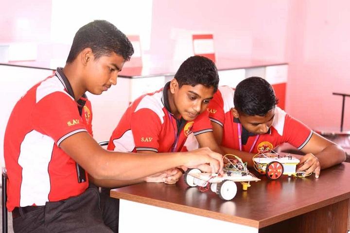 SAV Balakrishna School-Robotics Lab