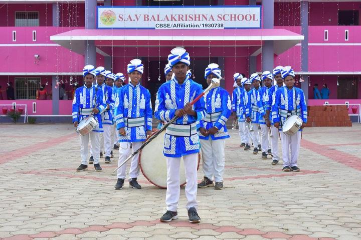 SAV Balakrishna School-Sports Day