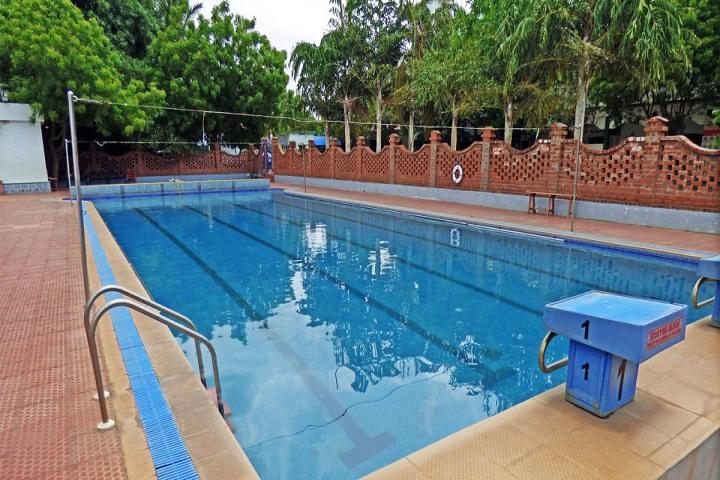 SAV Balakrishna School-Swimming Pool