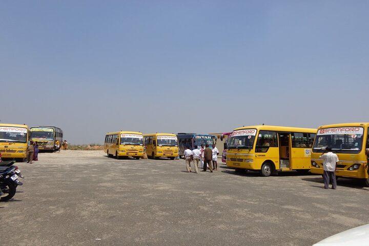 Shemford Futuristic School-Transport