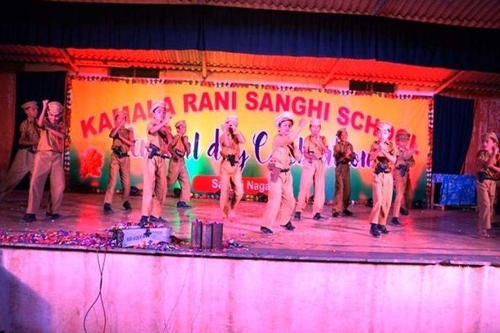 BVB Kamala Rani Sanghi Pub School-Boys Dance