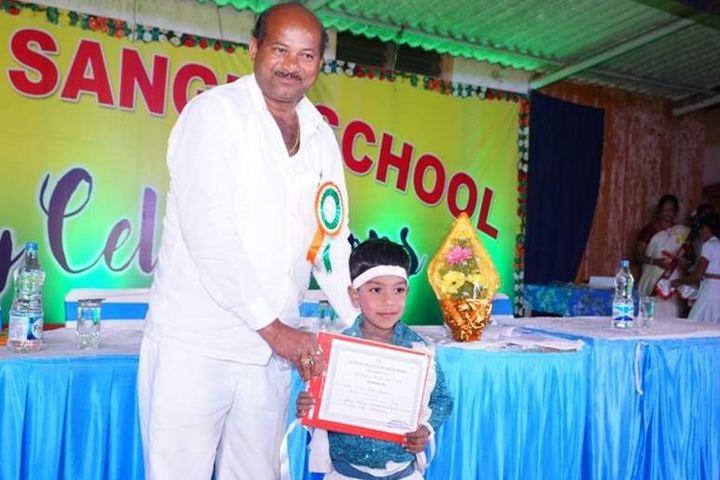 BVB Kamala Rani Sanghi Pub School-Certification