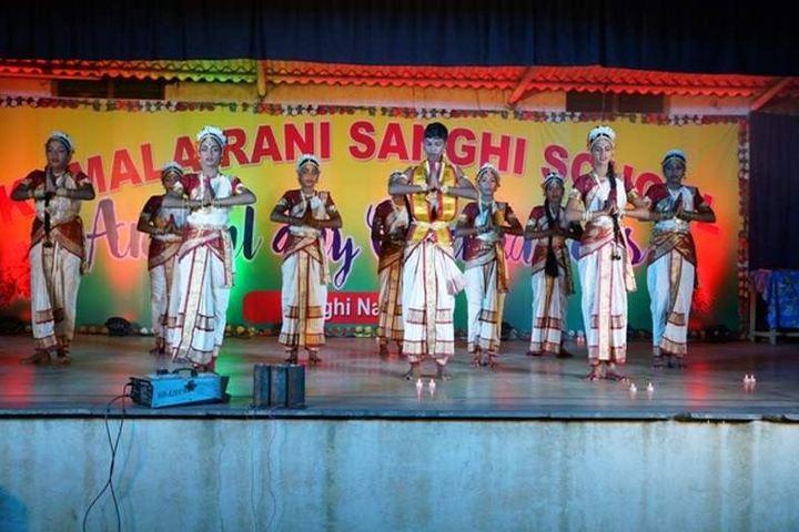 BVB Kamala Rani Sanghi Pub School-Classical Dance
