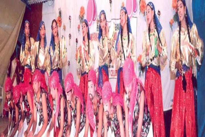 BVB Kamala Rani Sanghi Pub School-Dance