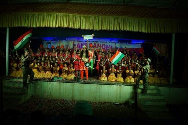 BVB Kamala Rani Sanghi Pub School-Independence Day Celebrations