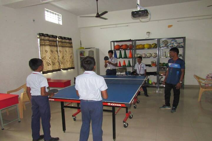 Shree Sankalpa School-Indoor Games