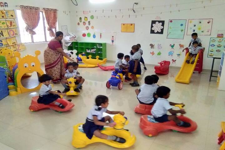 Shree Sankalpa School-Kindergarden