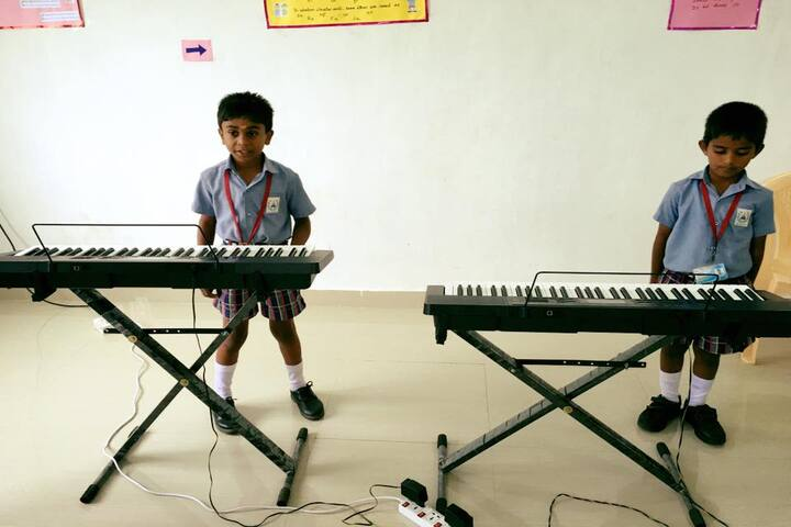 Shree Sankalpa School-Music room
