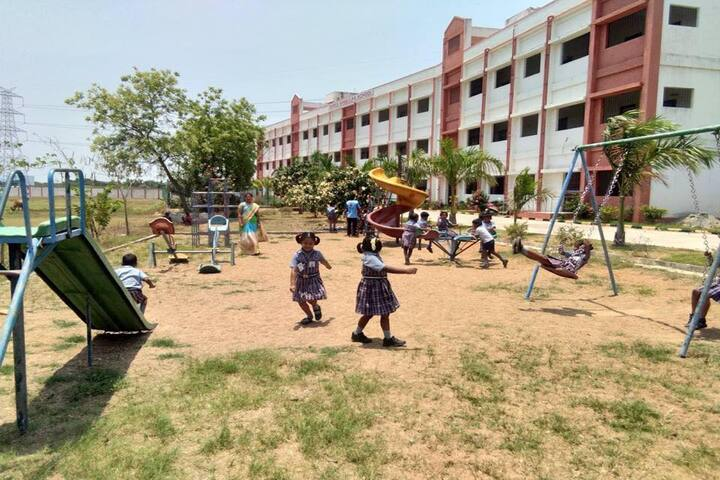 Shree Sankalpa School-Play Ground
