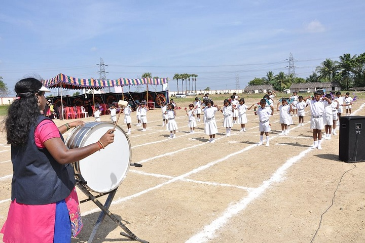Shree Sankalpa School-Sports day