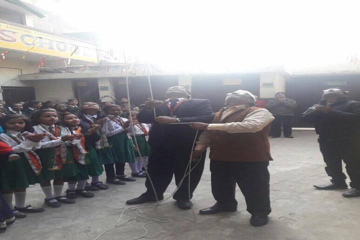 Prakritik School-Independence Day